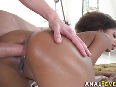 Whores ass gets pounded