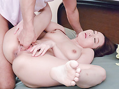Fantasy bedroom sex with hot Tsubasa Takanashiv - More at javhd.net