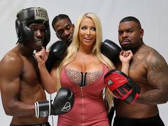 Alura Jenson Wants Gangbang With BBC