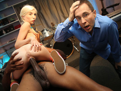 Piper Perri Takes A Black Cock For Her Carreer
