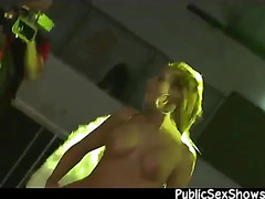 Super hot stripper dildos her snatch