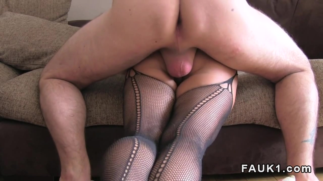 Anal With A Milf huge tits milf anal fucks in casting