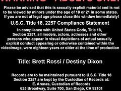 Brett Rossi & Destiny Dixon
