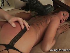 Lebian butch domination porn