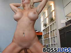 Busty Ingrid Swenson fucks at the interview