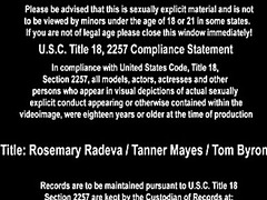 Rosemary Radeva & Tanner Mayes