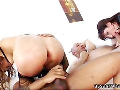 Filthy pornstar vixen asses destroyed
