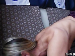 Czech girl Gina Gerson paid for fucking