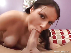 Young Cutie Doggy Fucked By Her Coach
