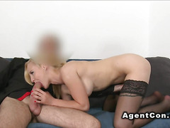 Sixty nine oral sex in casting