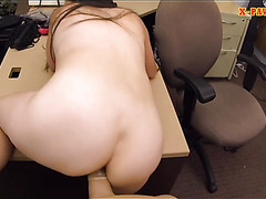 Ex dominatrix screwed by pervert pawn man in his pawnshop