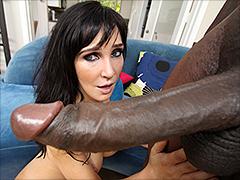 Diana Prince and a big black cock