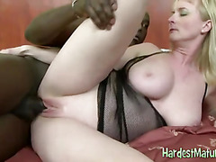 Extreme anal stretch
