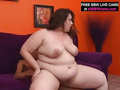 White Plumper Ass Fucks Big Dick Amazing Fat Tits Part2