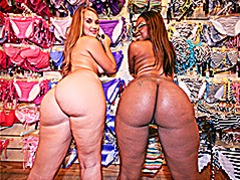 Big ass Nikki Stone and Bella