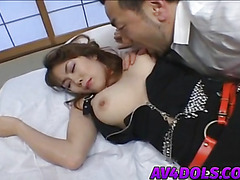 Ayu gets fingers in sex