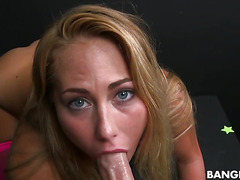 Sexy Lapdance Carter Cruise gets down and dirty