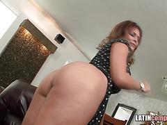 Hot matured Latina Monica