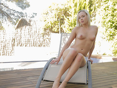 Beautiful Naomi hardcore anal sex filmed in POV style with 3D sound