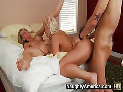 Tanya Tate and Sadie Swede