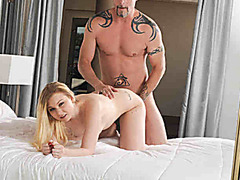 Sophie Saptiva and Her Horny Stepdad