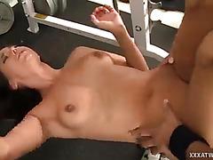 Intense Workout Turns Into Intense Fucking