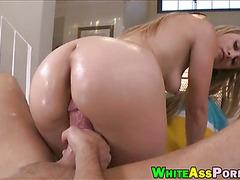 Big ass honey Charlee Monroe screwed up