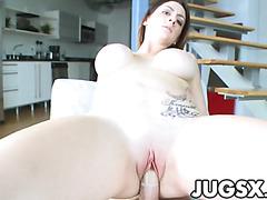 Big Titties from Babe Tiffany Cross