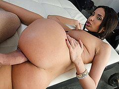 Lovely hottie chick Anissa Kate fucking hard